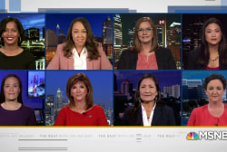 Watch: 8 Women candidates join for record breaking 2018 midterms
