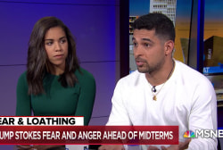 Wilmer Valderrama: Trump immigration 'scare' tactics won't work