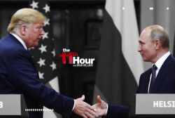 Trump could meet with Putin again right after the midterms