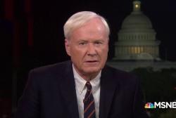 Matthews: Senate, FBI should have gone further in Kavanaugh inquiry
