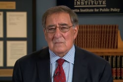 Panetta on Khashoggi: Trump needs to show there is a price to be paid