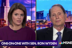 Sen. Wyden: GOP wants health care for the 'healthy and wealthy'