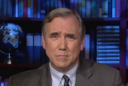 Sen. Merkley: 'Absurd' there's only going to be one copy of FBI report