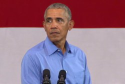 Obama slams politicians lying