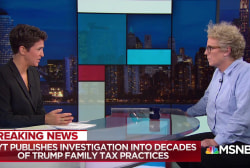 Trumps could face legal liability for newly exposed schemes