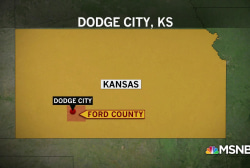 Kansas county clerk sued over relocation of sole polling site