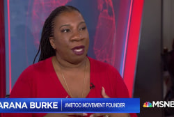 #MeToo founder speaks out on Kavanaugh confirmation