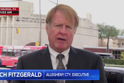 Allegheny County Executive talks Squirrel Hill synagogue attack