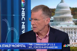 Retired Four-Star General: sending troops to border both symbolic & operational