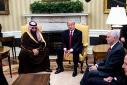 Giridharadas: Relationship with Saudi Arabia is 'toxic'