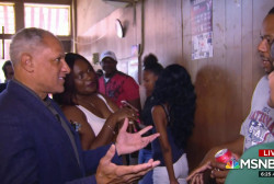 Mike Espy fights on in his bid for Senate