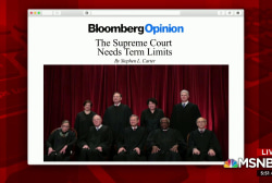 The case for term limits for Supreme Court justices