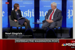 Newt Gingrich looks ahead if Dems take back House