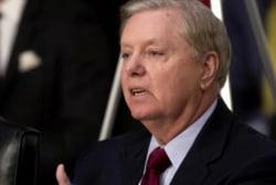 Is it Sen. Graham speaking or future AG Graham speaking?