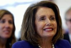 Nancy Pelosi outlines agenda if Dems retake House