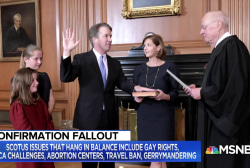Supreme Court Calendar: Justice Kavanaugh facing major cases soon