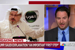 Rubin: Khashoggi inaction shows Trump foreign policy 'moral rot'