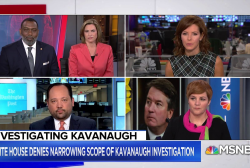 Republican strategist: Brett Kavanaugh disqualified himself