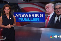 President Trump's lawyers are preparing answers for Robert Mueller