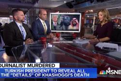Saudi Arabia claims Khashoggi's death was a 'tremendous mistake'