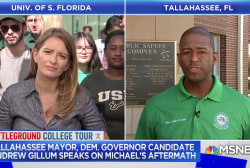 Andrew Gillum: 'Young people want to see themselves represented in the body politic'