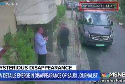 Trump: U.S. is being 'very tough' in Khashoggi case