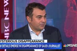 Soufan: 'The Khashoggi case crossed the line'