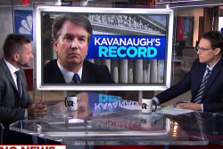 Where does Justice Kavanaugh stand on key issues?