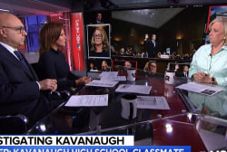 FBI could wrap up Kavanaugh investigation at any time