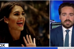 Hope Hicks hired by Fox to be Executive VP and Chief Comm. Officer