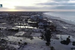 Search and rescue mission underway after Hurricane Michael