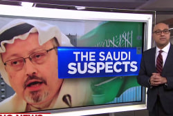 How Khashoggi's murder suspects are tied to the Saudi Crown Prince