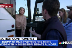 Hyde-Smith won't clarify what she's apologizing for