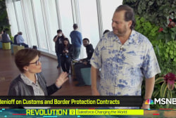 Benioff: Facebook is the new cigarettes