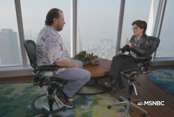 Why Benioff bought Time Magazine