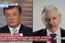 Mueller shreds Manafort plea after he admits to lying, cheating