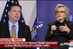 Bombshell: Trump ordered Hillary Clinton, James Comey prosecution