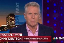Michael Cohen's friend: He'll expose Trump's 'criminal enterprise'