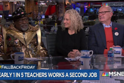 Legends George Clinton and Carole King talk politics, staying funky