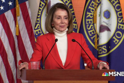 Dem Rep slams Pelosi leadership challenge: creating 'utter chaos'