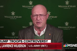 Colonel slams Trump: 'absolute enemy' of media ability to inform