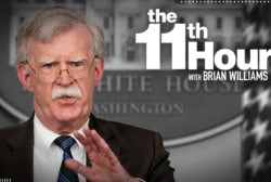 Nance on John Bolton: You need to hear this man being dismembered