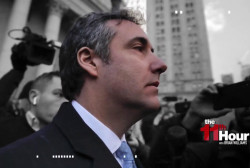 Figliuzzi: If Cohen's truthful, it's the definition of kompromat