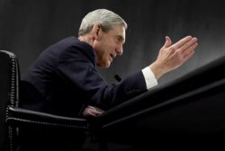 Trump could submit answers to Mueller's Russia queries this week