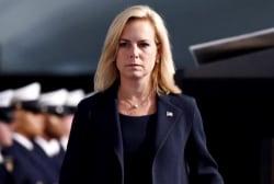 WaPo: Trump ready to oust Homeland Security boss Kirstjen Nielsen