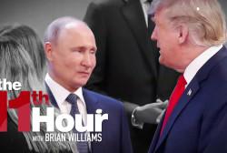 Russia investigation looms over Trump's G20 summit trip