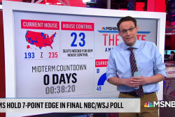 Steve Kornacki breaks down whether Dems can take back the Senate