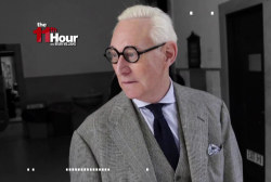 Was Roger Stone a Wikileaks messenger to Trump's campaign?