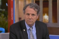 Sen. Brown: We need to challenge Trump's phony populism
