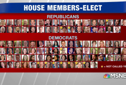 Dems diversity on display in House's freshmen gathering